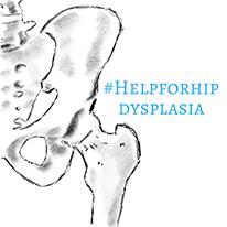 Help For Hip Dysplasia Logo